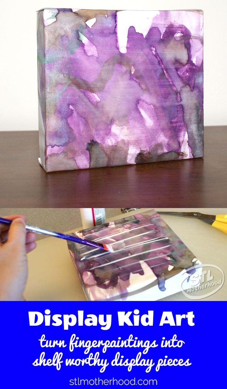 recycle art box
