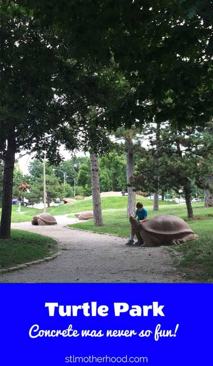 turtle park St. Louis