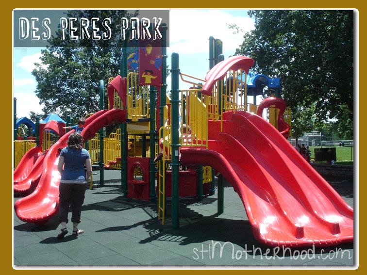 Des Peres Park