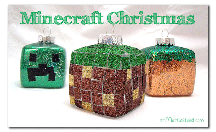Easy Diy Minecraft Crafts