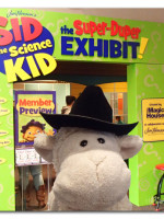 Sid the Science Kid at the Magic House