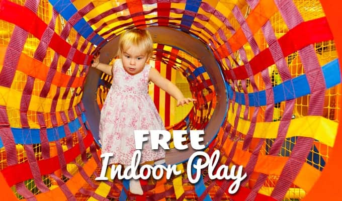 Places to play inside for free in St. Louis
