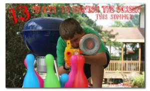 summer list of fun