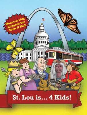 color book of St. Louis