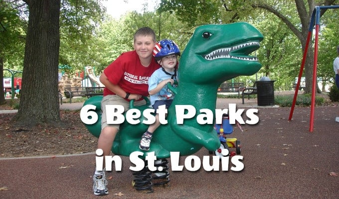 6 best parks in St. Louis