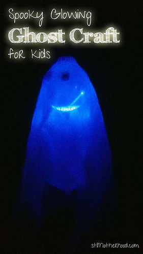 Glowing ghost craft