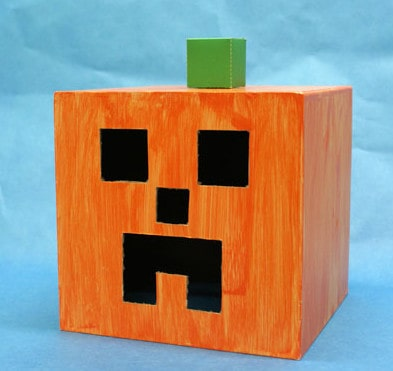 minecraft pumpkin