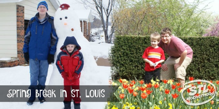 15 Spring Break Adventures for Kids in St. Louis