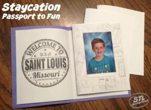 St. Louis Staycation passport to fun