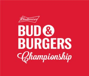 Join me for Bud & Burgers down at the Brewery!