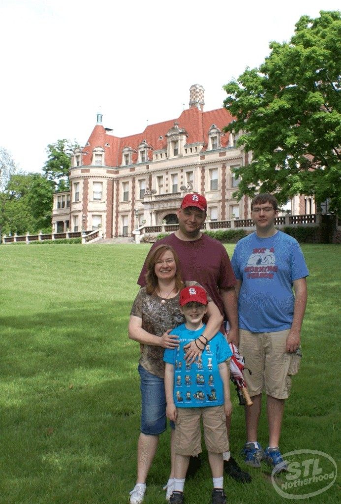 Busch family Big House