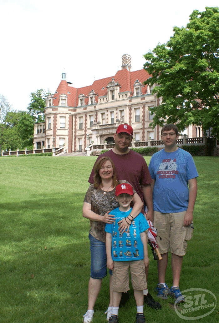 Busch family Big House