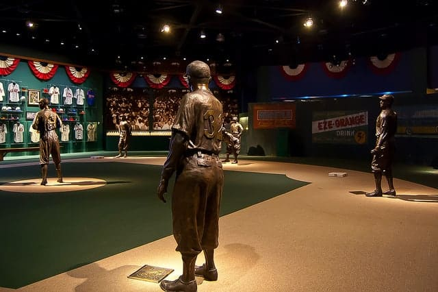 Kansas City Negro Leagues Baseball museum