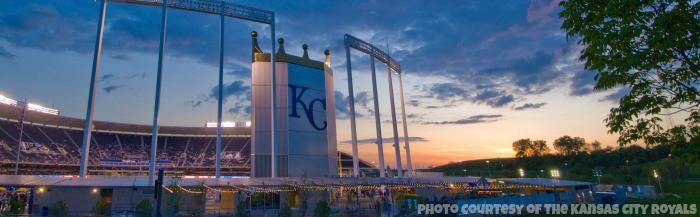 Photos courtesy of the Kansas City Royals