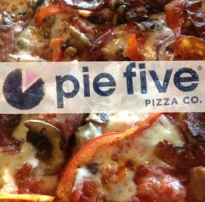 Good and Fast: Pie Five in Chesterfield