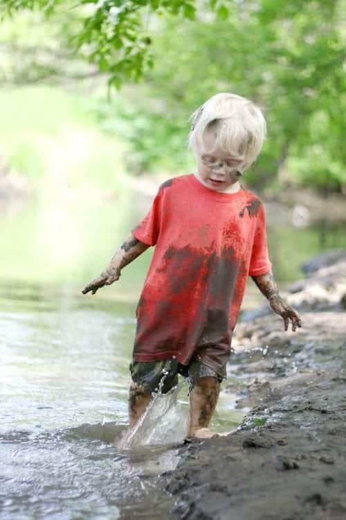 mud is fun