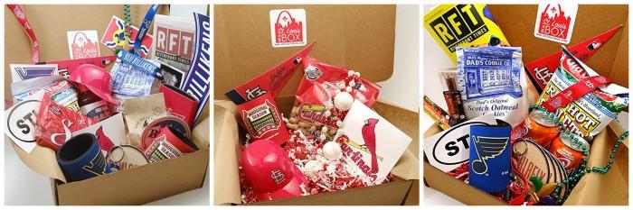 St. Louis in a box