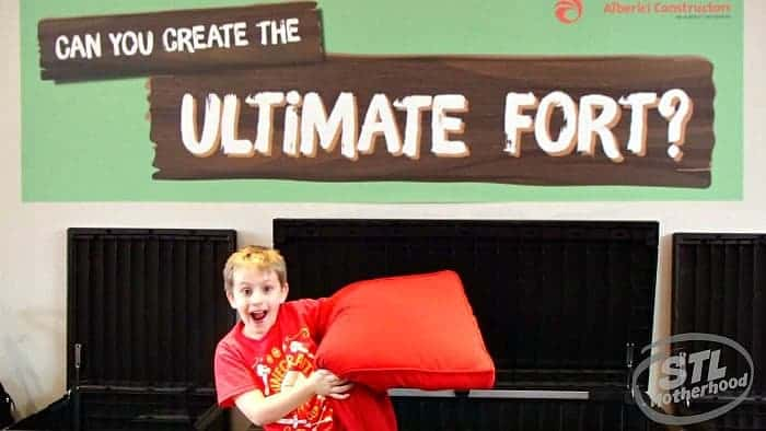 Ultimate Pillow Fort Magic House