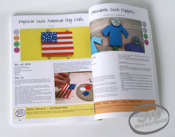 Learn with Play: Popsicle flag