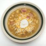 Bootheel Bean Soup and Cornbread