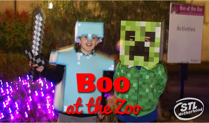 Boo at the St. Louis Zoo 2016