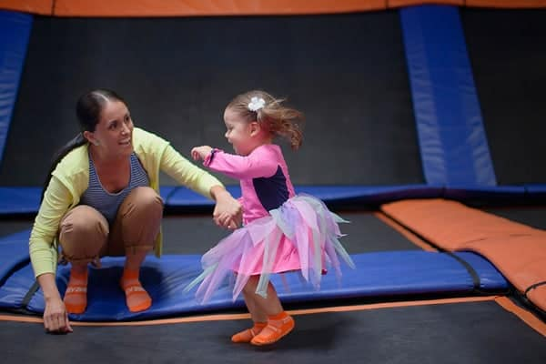 Toddler Time at Sky Zone Fenton