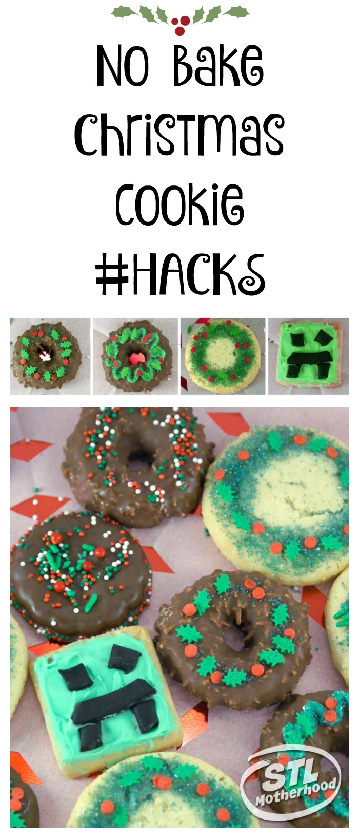 Christmas cookie hack