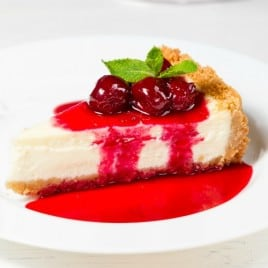 Cake or Pie? Cheesecake Please.