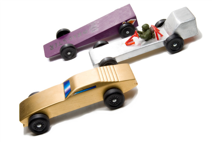 Pinewood Derby tips