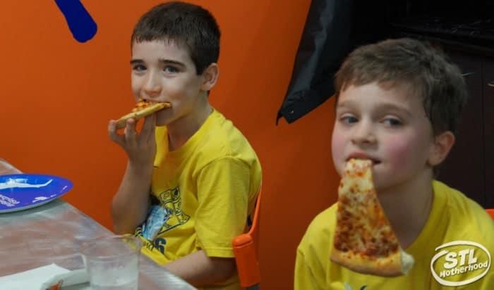 skyzone pizza