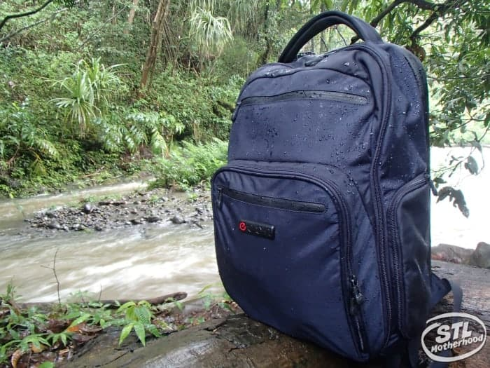 rainforest hike backpack