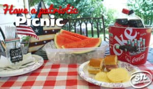 patriotic picnic tips