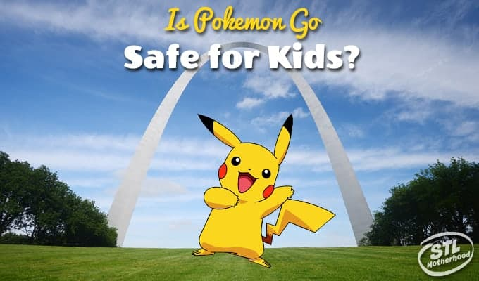 Pokemon Go safe