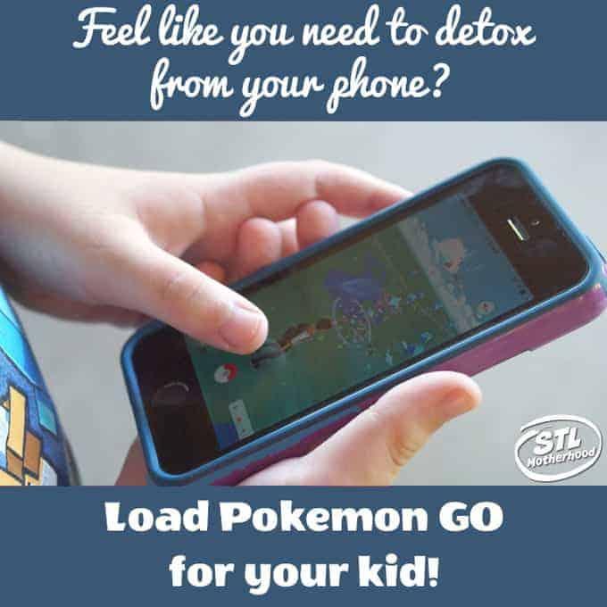 Pokemon GO stlmotherhood