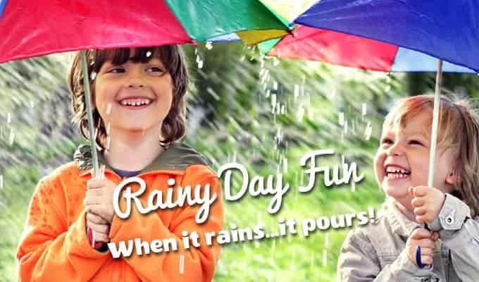 rainy day fun st. Louis