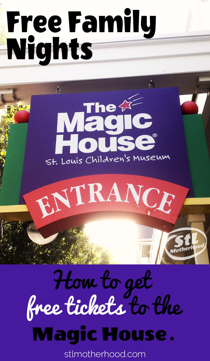 Magic House Free Nights and Coupons