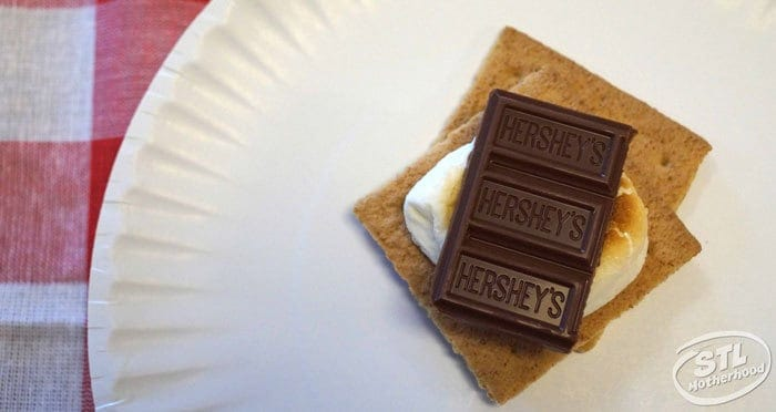 Basic S'more Recipe