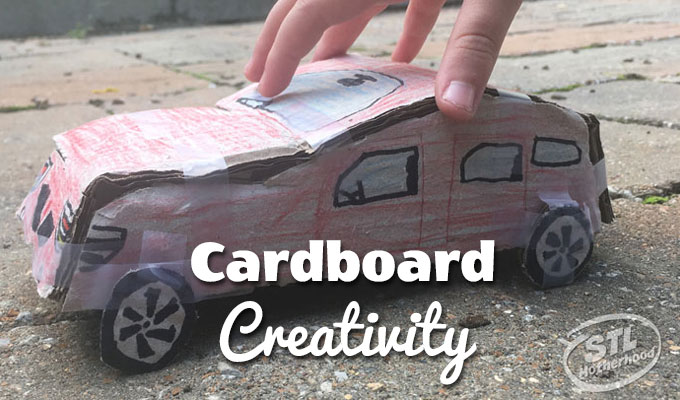 Creativity in cardboard