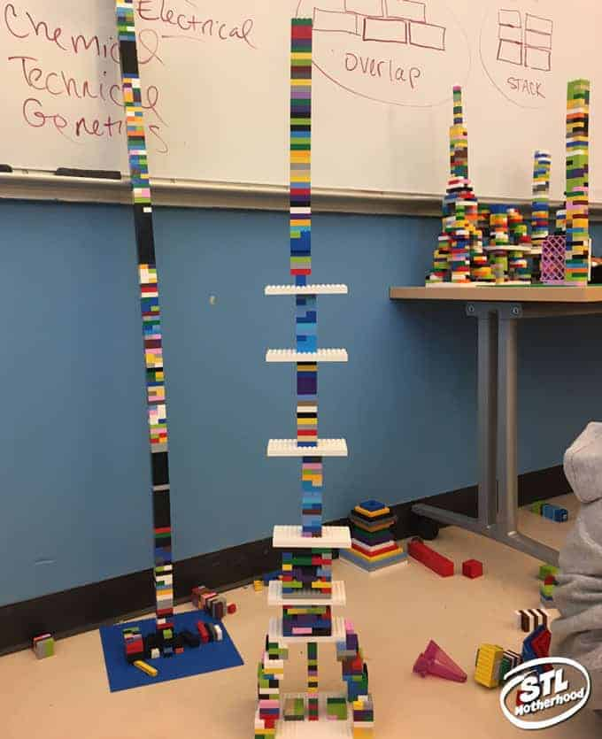 lego towers play well