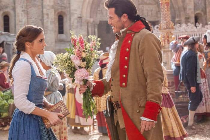Beauty and the Beast Belle gaston