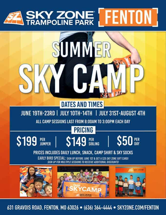 Sky Camp Fenton
