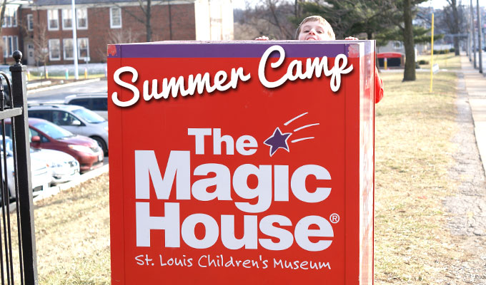 Magic House Summer Camp