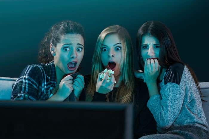 scary tv for teens
