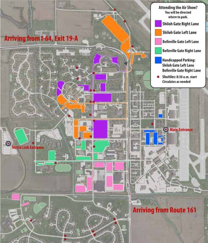 Air Show Parking Plan Map-01