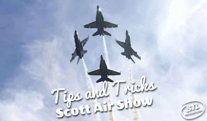 scott air base air show 2017