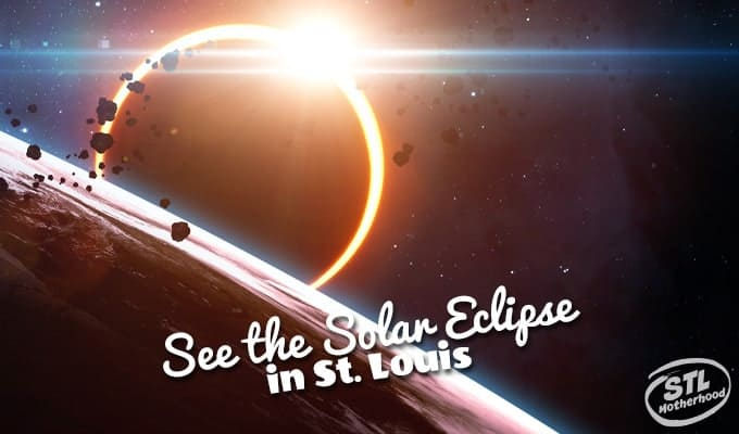 Solar eclipse 2017 in St. Louis