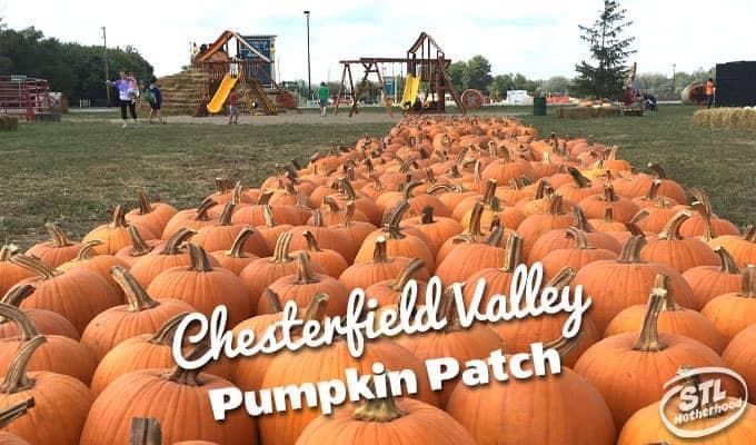 Chesterfield valley pumpkin patch