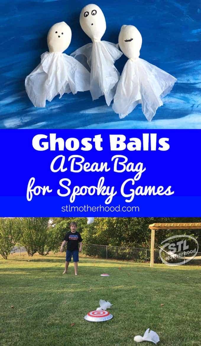 A Bean Bag for Spooky Games