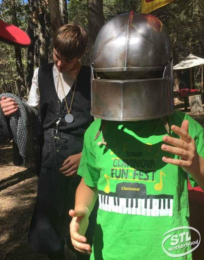 Renaissance Festival Armor