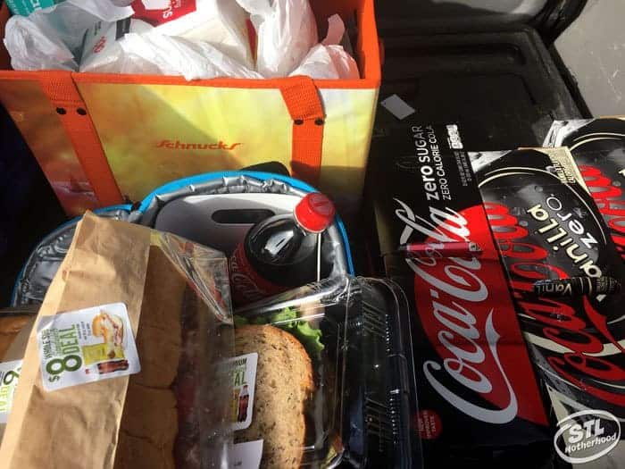 Schnucks and Coca Cola: simple solutions for fall fun on the go